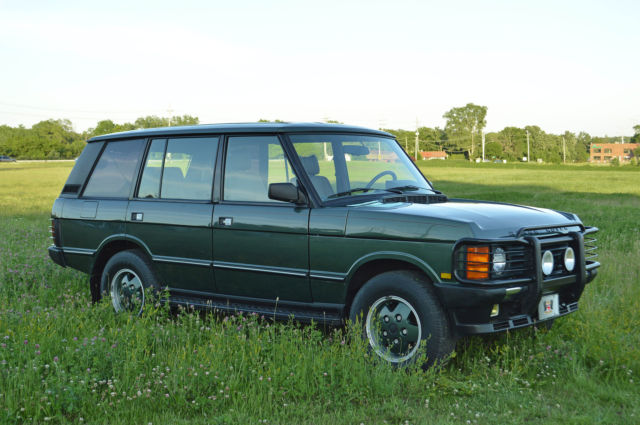 1993 Land Rover Range Rover County - LWB