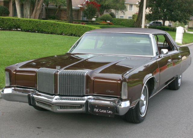 1976 Chrysler New Yorker BROUGHAM - SURVIVOR - 44K MILES