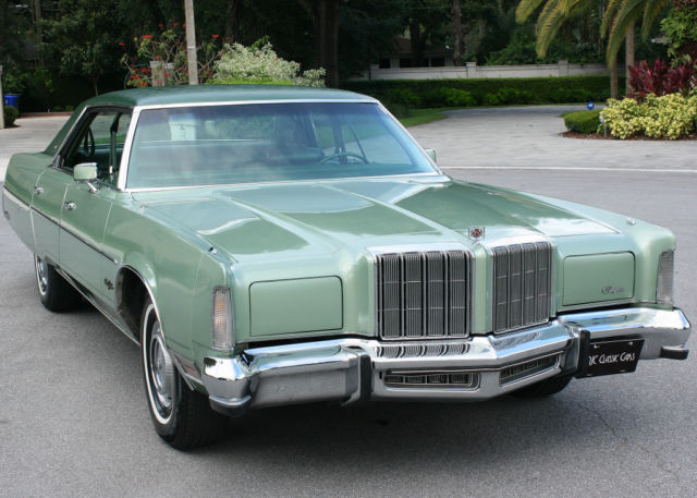 1978 Chrysler New Yorker BROUGHAM - SURVIVOR - 57K MILES