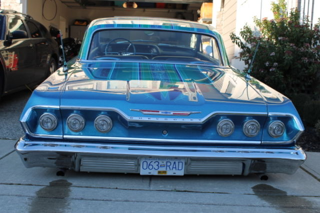 1963 Chevrolet Impala 2 door hard top