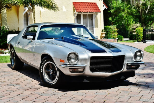 1971 Chevrolet Camaro 454ci 450hp lots of upgrades