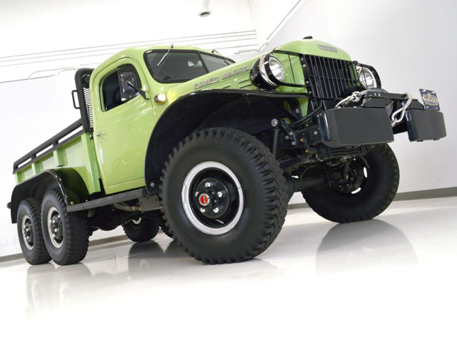 1947 Dodge Power Wagon 6x6
