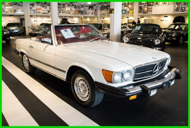 1977 Mercedes-Benz 400-Series