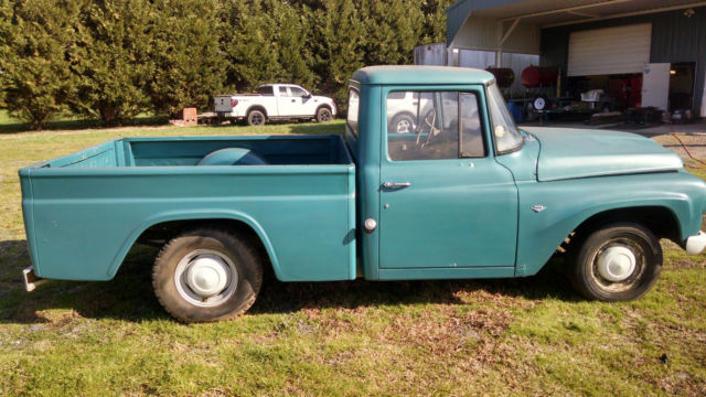 1967 International Harvester Pickup 908
