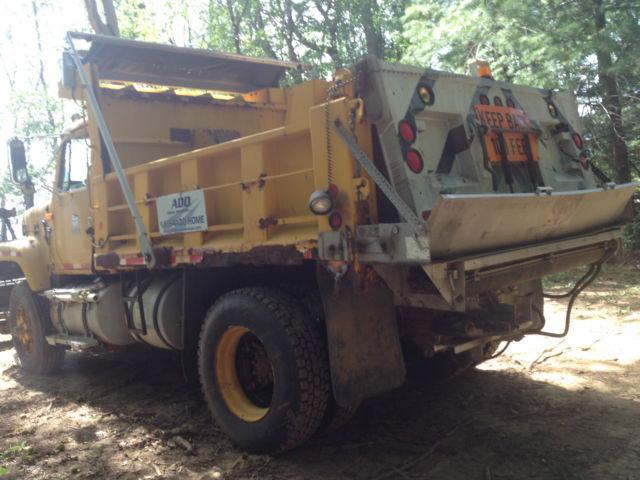 International Mxt For Sale >> International DT466 Dump Truck Snow Plow for sale: photos, technical specifications, description