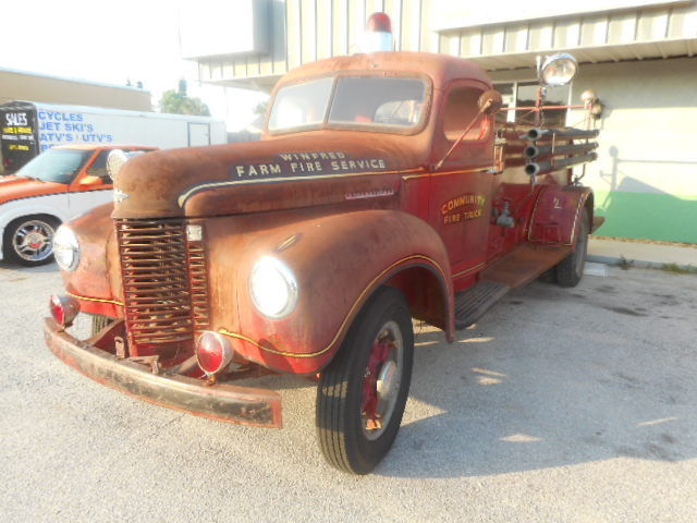 1947 Other Makes international fire truck