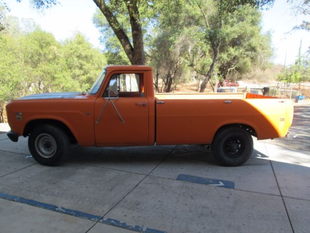 1973 International Harvester 1210 None