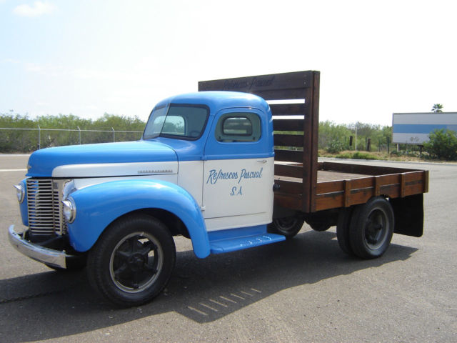 1948 International Harvester KB-5