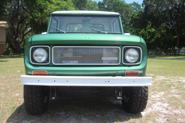 1970 International Harvester Scout CONVERTIBLE