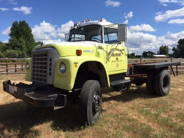 1973 International Harvester Other loadstar all wheel drive