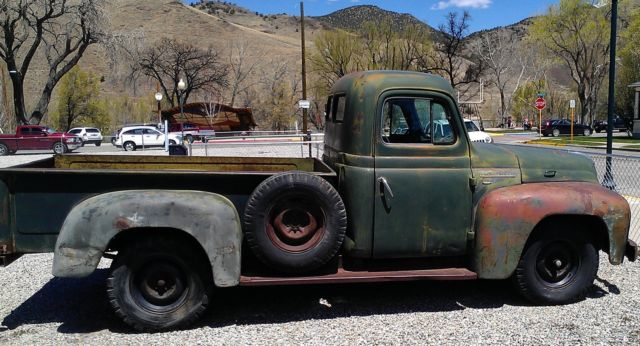 1952 International Harvester Pickup L112