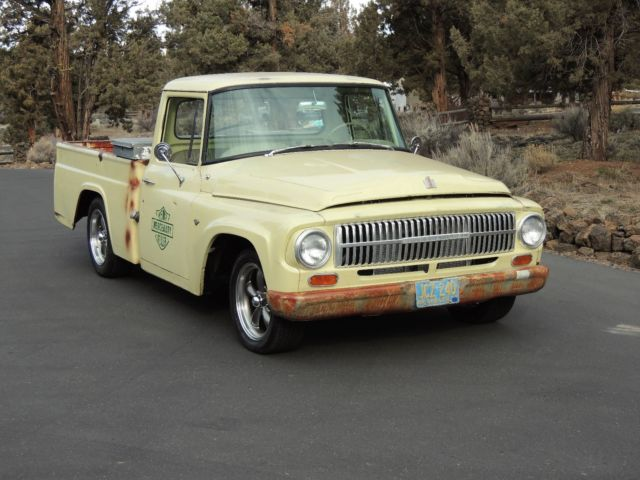 1966 International Harvester Picup