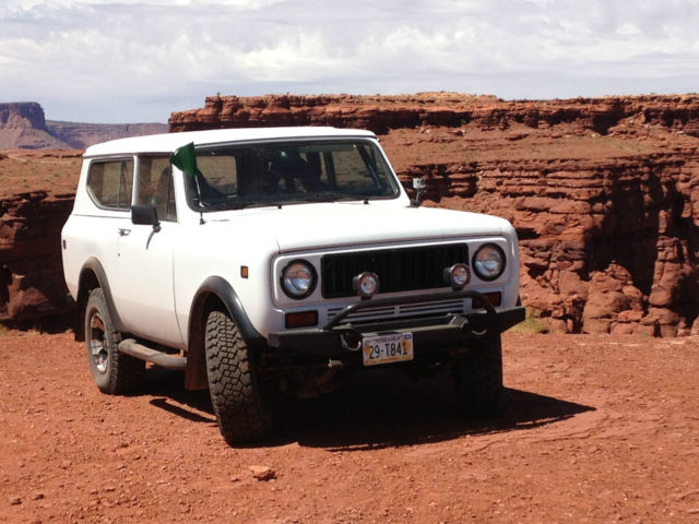 1976 International Harvester Scout Scout II