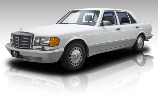 1991 Mercedes-Benz 500-Series 560 SEL