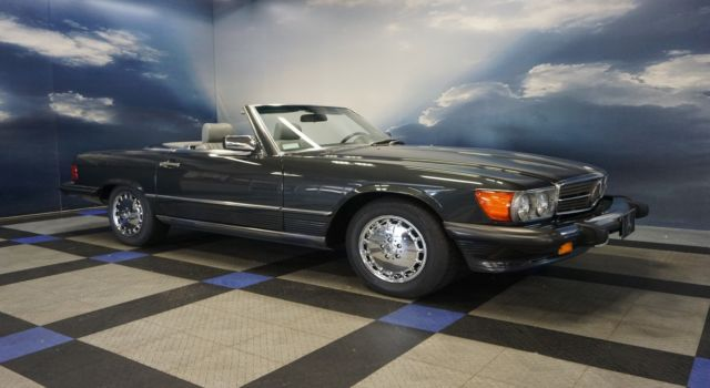 1989 Mercedes-Benz 500-Series 560SL
