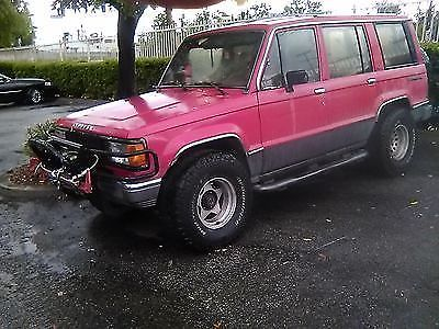 1989 Isuzu Trooper
