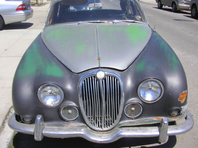 1965 Jaguar S-Type 3.8 S