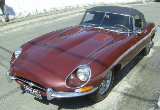 1967 Jaguar E-Type Series I XKE