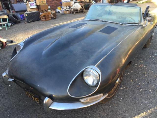 1968 Jaguar E-Type