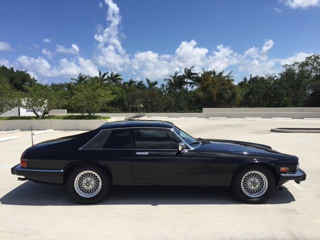 1989 Jaguar XJS Coupe 2-Door