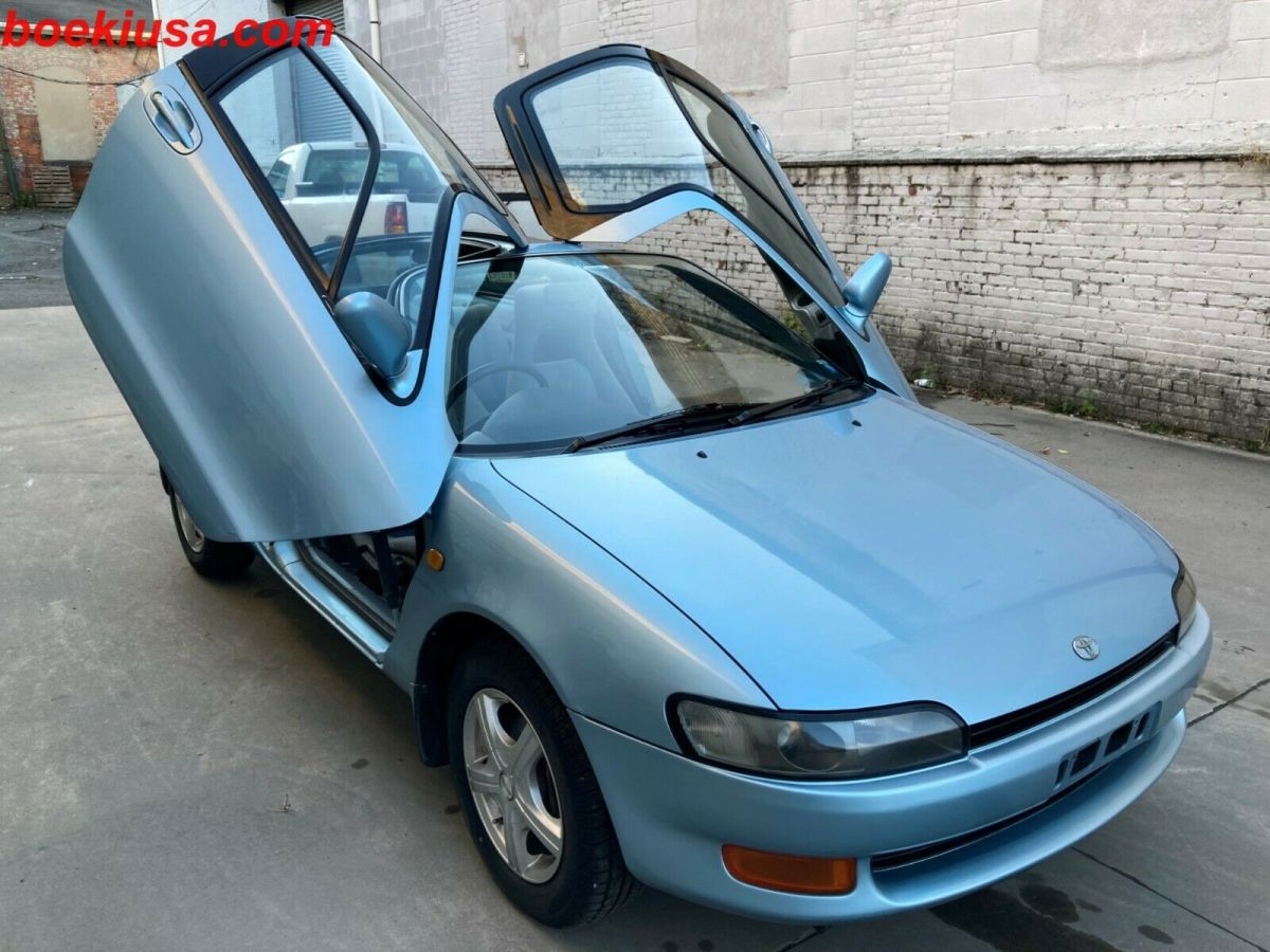 1991 Toyota Sera Japanese Import Gullwing Butterfly Glasshouse