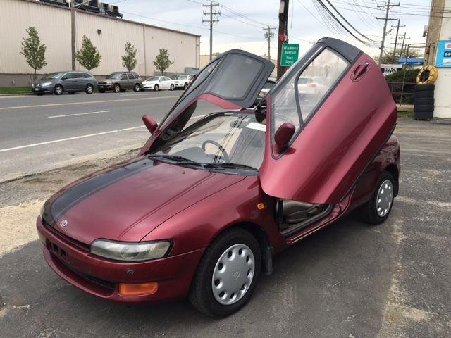 Japanese Import 1990 Toyota Sera Unique Rare Low Miles In ...