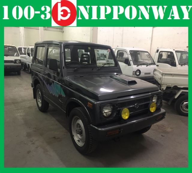 1991 Suzuki Samurai Jimny Full Option 4WD at No Reserve Auction