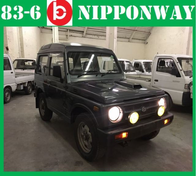 1992 Suzuki Samurai Jimny Full Option 4WD Limited Time Buy it Now