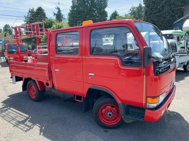 JDM 1993 Nissan Atlas Fire Truck for sale: photos, technical