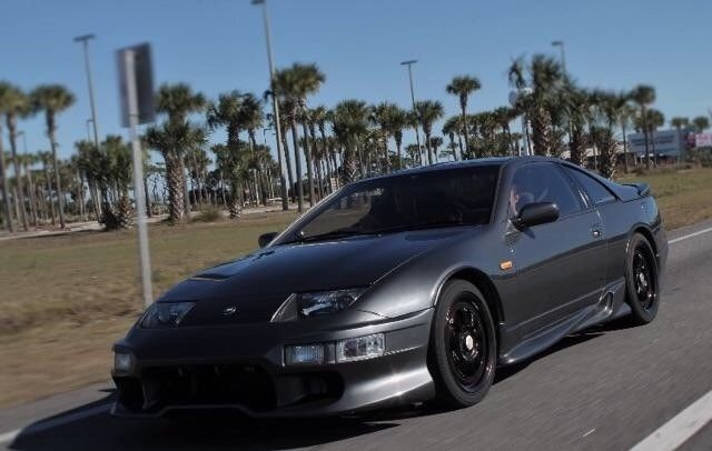 1989 Nissan 300ZX Fairlady RHD Twin Turbo