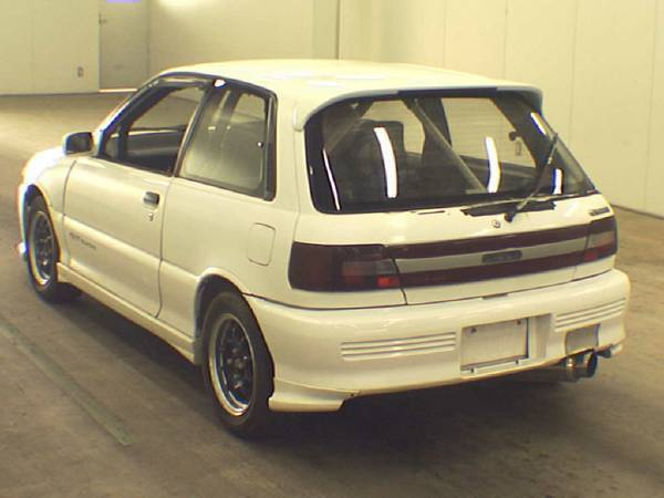 Jdm Rhd 1990 Toyota Starlet 1 3 Gt Turbo For Sale Photos Technical Specifications Description