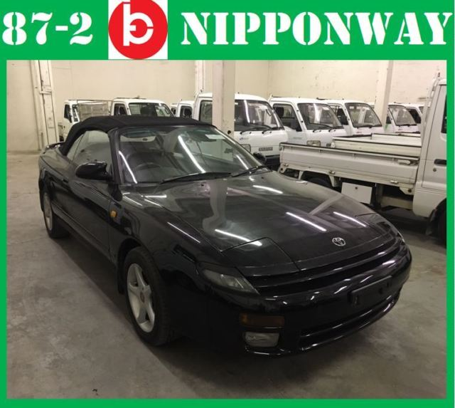1992 Toyota Celica CONVERTIBLE JDM RHD 4WS at No Reserve!