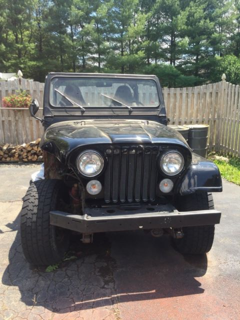 1978 Jeep CJ 2 DR