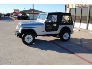 1982 Jeep Other 2dr Utility