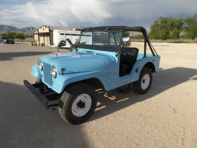jeep cj5 fully restored 1963 for sale photos technical