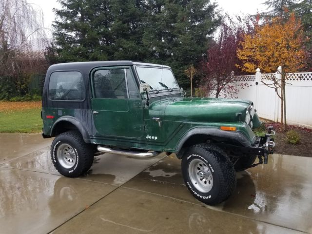 1978 Jeep CJ 2 door