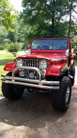 Jeep Cj7 For Sale Restored For Sale Photos Technical
