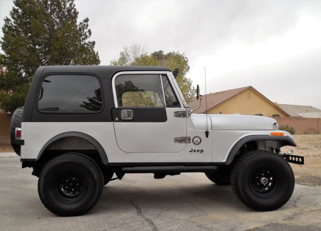 1985 Jeep CJ CLASSIC - RESTORED - SURVIVOR - CJ