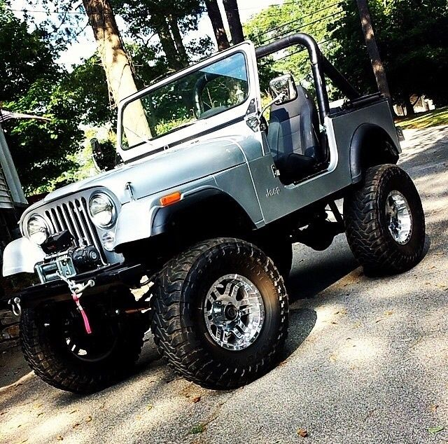 "Jeep, Cj7,jk,37""tires For Sale: Photos, Technical"