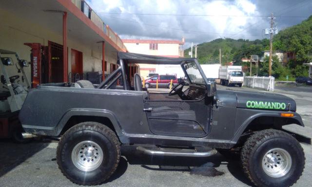 Jeep Commando X V