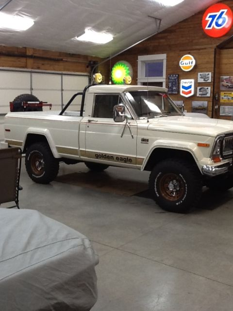 1978 Jeep Other Jeep J10 Golden Eagle Levi
