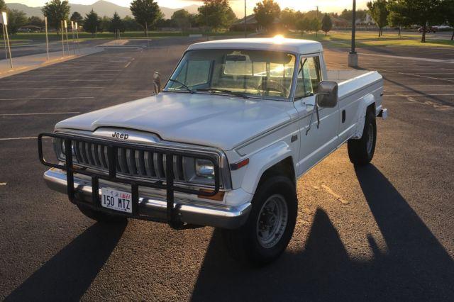 Jeep J10 pickup truck J20 No Reserve for sale: photos