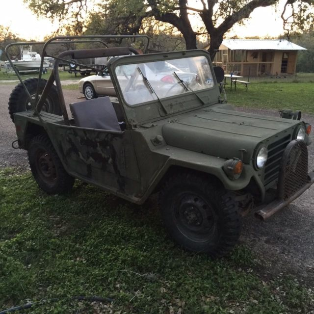 1978 Jeep Other MUTT