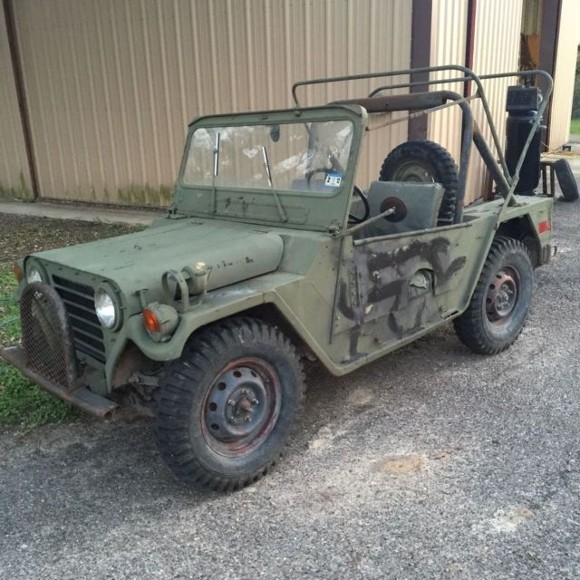 Jeep M151A2 For Sale: Photos, Technical Specifications