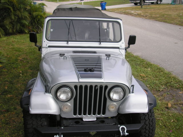 1984 Jeep Other SCRAMBLER