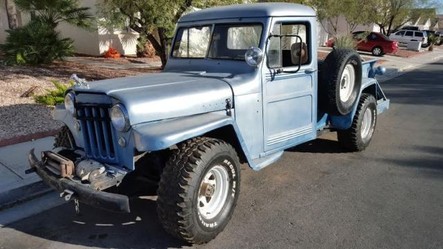 1956 Willys 226