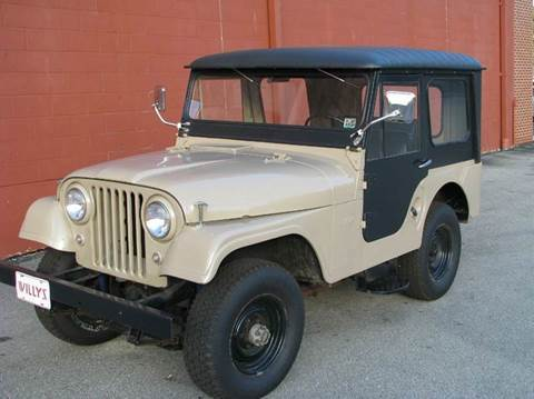 1963 Willys Willys