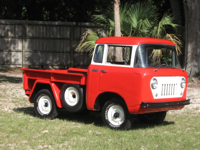 1958 Jeep Other FC-150