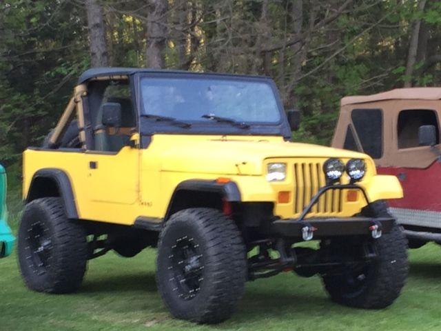 Jeep Wrangler 1991 YJ