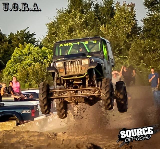 Jeep Wrangler Mud Racer Mega Truck Monster Truck Tube Chassis For